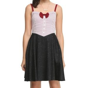 Hot Topic Dr. Who Eleventh Doctor Time Lord dress